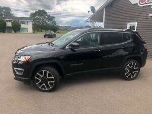 2018 Jeep Compass 2018 Jeep Compass - Limited 4x4