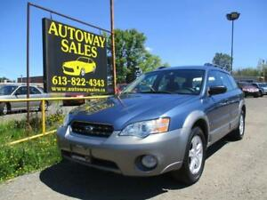 2007 Subaru Outback ** SAFETY CERTIFIED + WARRANTY INCLUDED**