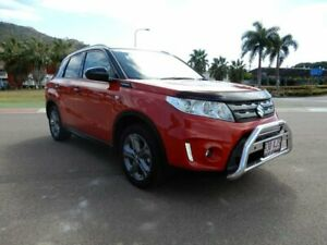 2017 Suzuki Vitara LY GL+ 2WD Red 5 Speed Manual Wagon Townsville Townsville City Preview