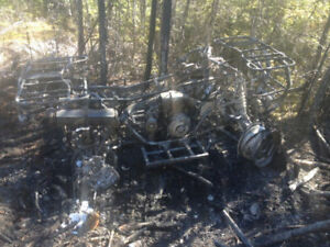 Transport Canada are Waiting For More ATV's to Burn