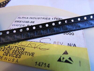 Sms1046-98 Alpha Industries Schottky Mixer Detector Diode Sot-23 3pin 12pcs