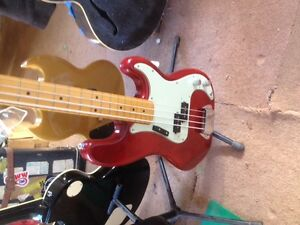 Early 70's Fender P Bass