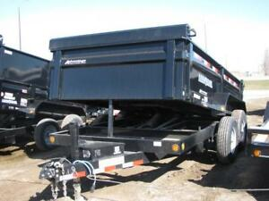2018 LOAD TRAIL 83 X 14' DUMP TRAILER