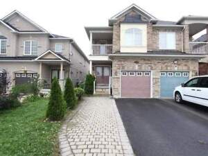 Absolutely Gorgeous 4 Br 1825 Sq. Ft Semi-Detached Home