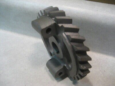 John Deere Tractor Model H Used Govenor Drive Gear Pn H 389r