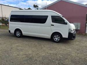 2006 Toyota Hiace Commuter Auto Marks Point Lake Macquarie Area Preview