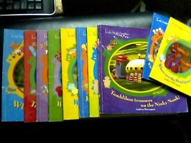 IN THE NIGHT GARDEN STORY BOOKS
