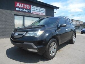 ACURA MDX AWD 2007 ** 7 PASSAGERS**
