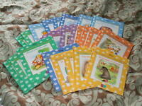 "Collection de livre ""Winnie l'ourson"""