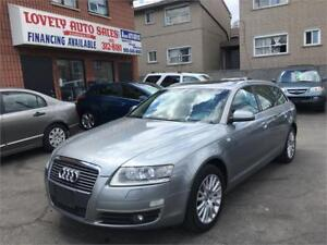 2008 Audi A6 ,BACK UP CAMERA,ALL WHEEL DRIVE