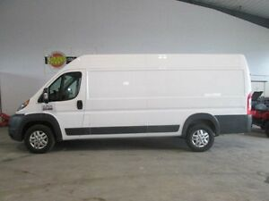 2015 Ram ProMaster 3500 High Roof Extended Cargo Van 159 in. WB