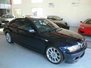2005 BMW 325CI E46 MY05 Sport Steptronic Special Edition Blue 5 Speed Sports Automatic Coupe Albion Brisbane North East Preview