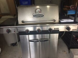 FREE Cuisinart Natural Gas BBQ