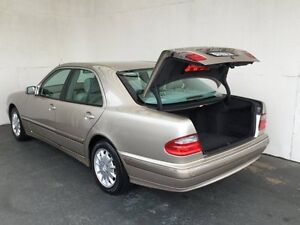 1999 Mercedes-Benz E240 W210 Elegance Gold 5 Speed Sports Automatic Sedan Mount Gambier Grant Area Preview