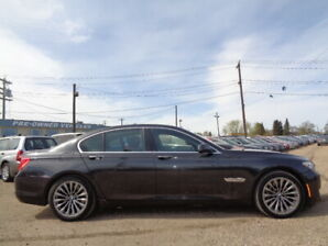 2011 BMW 750Li XDRIVE-DVD-HDTV-NAVI-LEATHER-SUNROOF-B/CAMERA
