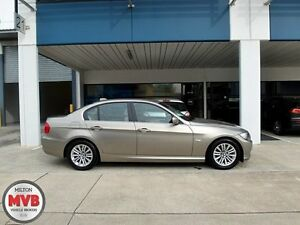2009 BMW 323I E90 MY09 Bronze 6 Speed Steptronic Sedan Ascot Brisbane North East Preview