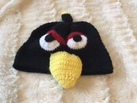 Angry Birds childrens beanie
