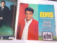 Vinyl LP Kissin Cousins – Elvis Presley ( US RCA Victor AYL 14115 Stereo