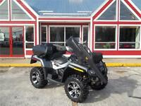 2011 CAN AM OUTLANDER XTP Moncton New Brunswick Preview