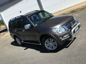 2015 Mitsubishi Pajero NX MY15 GLS Bronze 5 Speed Sports Automatic Wagon