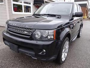 2012 Land Rover Range Rover Sport SUPERCHARGED *CLEAN CARPROOF*