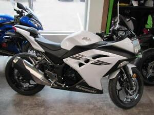 Ninja 300's save $1500 off and free Warranty, only at Coopers!