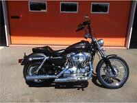 2009 Harley Davidson Sportster Xl1200C - Only 9173 Miles