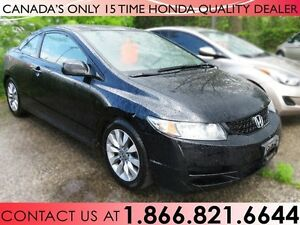 2009 Honda Civic EX-L | NO ACCIDENTS | 1 OWNER | LEATHER