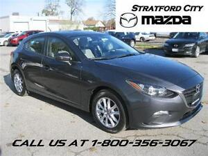 2014 Mazda Mazda3 GS-HEATED SEATS! LOW KM! GREAT FUEL MILEAGE! Kitchener / Waterloo Kitchener Area image 1