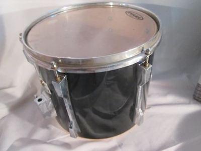 TAMA ROCKSTAR 668414 DRUM Evans Hydraulic PERCUSSION MUSIC - BLACK
