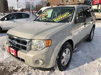 2009 Ford Escape XLT 4WD 4X4 BLUETOOTH AUX LEATHER..MINT City of Toronto Toronto (GTA) Preview