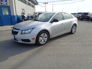 2013 Chevrolet Cruze LS 1.8L 4CYL 6SPD ONLY 17368KMS
