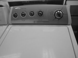 WASHER AND DRYER SET, FULL SIZE, WHIRLPOOL