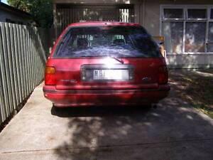 1994 Ford Falcon Wagon Rosebud Mornington Peninsula Preview