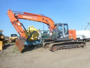 2012 HITACHI ZX225US LC