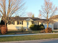 Great 3 Bdrm Bungalow with Basement Suite in Steinbach