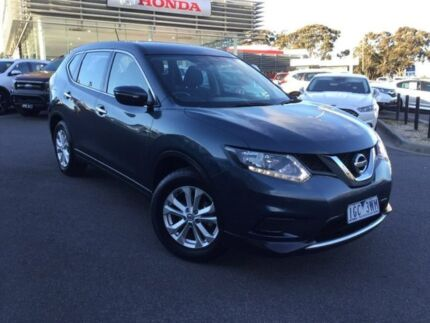 2015 Nissan X-Trail Blue Constant Variable Wagon Traralgon Latrobe Valley Preview
