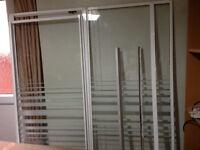 Shower Door 1400mm wide