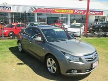 2011 Holden Cruze JG CDX Grey 5 Speed Manual Sedan Kippa-ring Redcliffe Area Preview