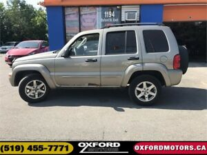 2004 Jeep Liberty Limited Loaded As Is