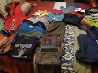 Boys Large and XL Fall and Winter wardrobe