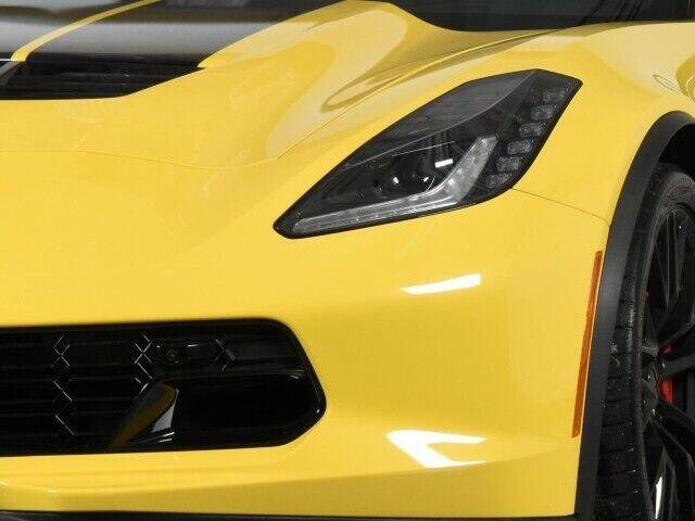 2016 Yellow Chevrolet Corvette Z06 3LZ | C7 Corvette Photo 10