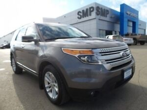 2012 Ford Explorer XLT 4WD, Bluetooth, leather, sunroof, alloys,