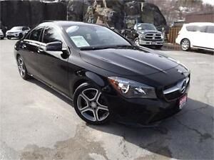 2016 Mercedes-Benz CLA AWD!! NAV!! PANORAMIC ROOF!!
