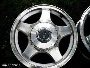 "16"" Aluminum Rims Peterborough Peterborough Area image 2"