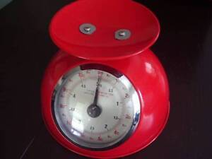 Steel Kitchen Weight Scales for Measuring Cooking Ingredients Landsborough Caloundra Area Preview
