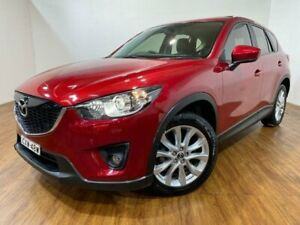 2014 Mazda CX-5 MY13 Upgrade Grand Tourer (4x4) Soul Red 6 Speed Automatic Wagon Kingsgrove Canterbury Area Preview