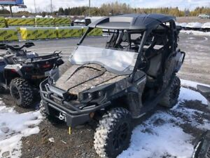 2017 Can-Am COMMANDER MOSSY OAK HUNTING EDITION