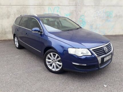 2006 Volkswagen Passat Type 3C TDI DSG Blue 6 Speed Sports Automatic Dual Clutch Wagon Beverley Charles Sturt Area Preview