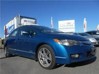 2009 Acura CSX Type-S **One Owner/Navigation/Leather/6-speed**